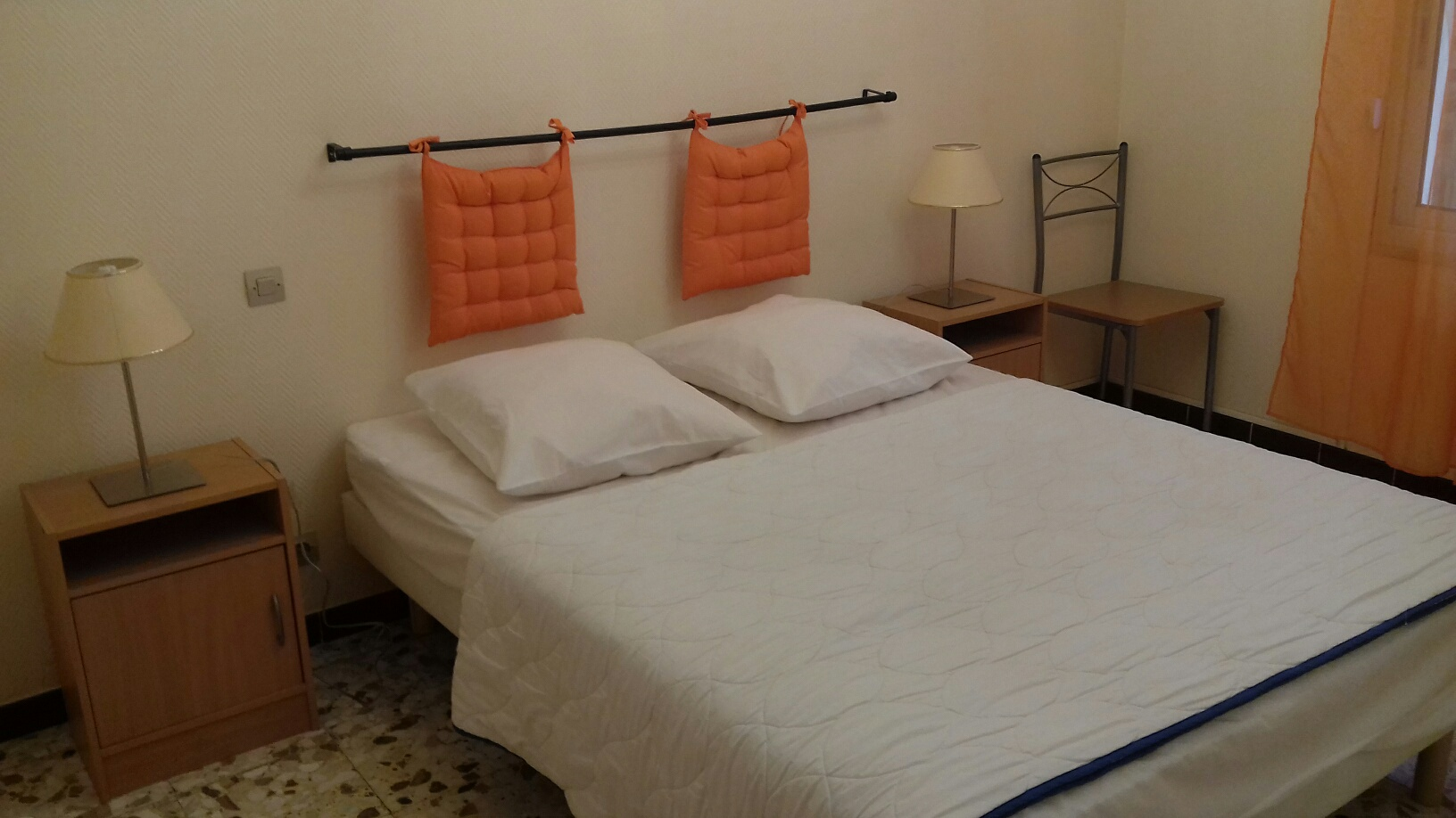 Chambre 1 :