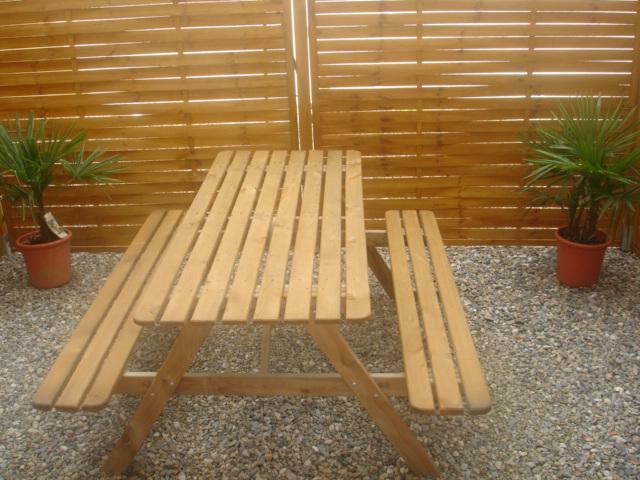 Jardin privatif de 14 m2