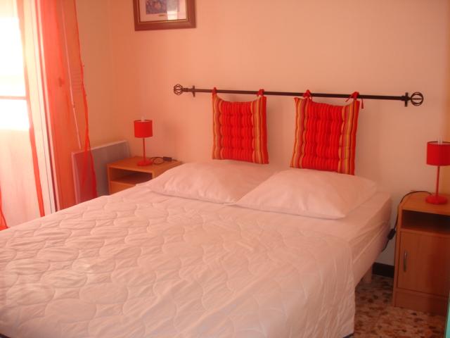 Chambre 2 avec balcon :